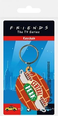 Friends (Central Perk) Rubber Keychain / By Pyramid