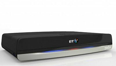 BT YouView+ Box DTR-T2100 500GB HD Freeview Recorder & Catch Up TV