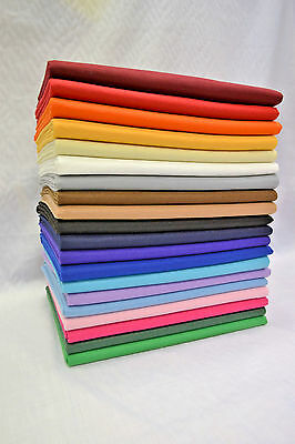 Quality FELT Fabric 1-3mm thick - sold per metre, Half Metre, Craft -100CM WIDE.