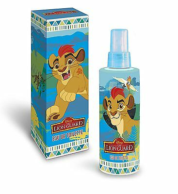 Parfum Enfant  Disney - La Garde du Roi Lion - Eau de toilette 125ml en spray