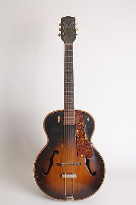 1940's Biltmore State Archtop Guitar! Killer rare archtop!