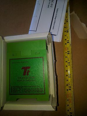 TRANSTECH TSC-VC Signal conditioner 4-20mA Supply:240Vac. New in box