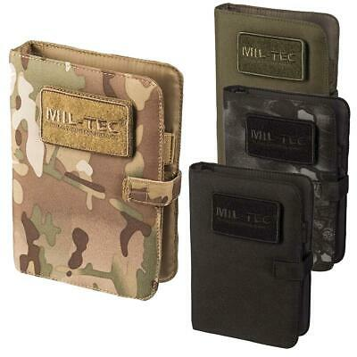 Mil-tec Tactical Notebook Small Multitarn Notizbuch Büro & Schreibwaren