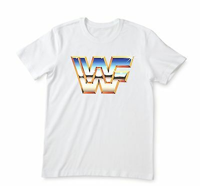 Vintage WWF / WWE Logo - Graphic T-Shirt