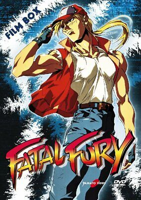 Dvd Fatal Fury (Collector's Edition) (2 Dvd) .....NUOVO