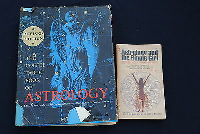 The Coffee Table Book of Astrology & Astrology and the Single Girl