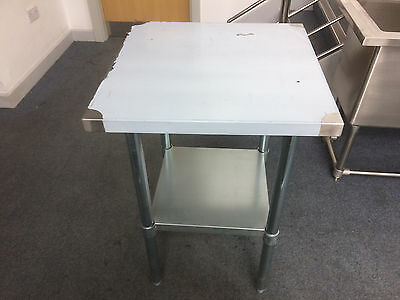 EX DEMO  Stainless steel Centre Table - 600mm