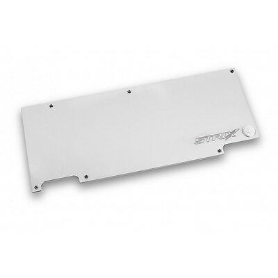 EK Water Blocks EK-FC 1080/1070 GTX Strix Backplate - Nickel