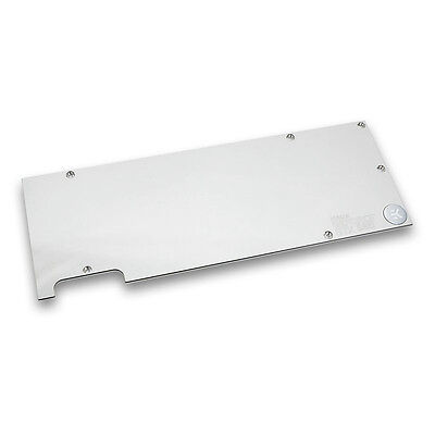 EK Water Blocks EK-FC Titan X Backplate - Nickel