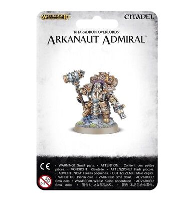 Kharadron Overlords Arkanaut Admiral Games Workshop 99070205012 Age of Sigmar