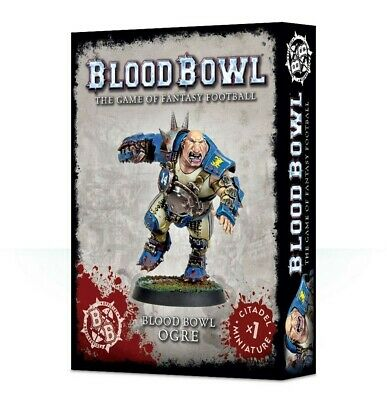 Blood Bowl Ogre Games Workshop 99120999001 Blood Bowl Brand New in Box