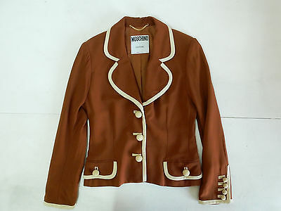 Moschino Couture Vintage Jacket Giacca Coat