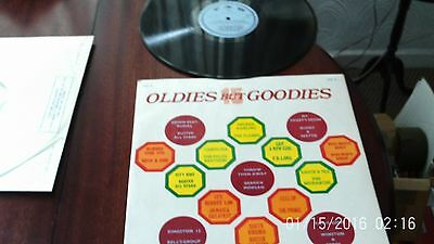 Oldies But Goodies 15 Tracks.fab Label.ms.4.vinyl Is Exc+