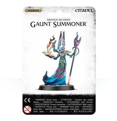 Tzeentch Arcanites Gaunt Summoner Games Workshop 99070201020 Age of Sigmar
