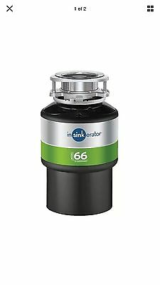 Insinkerator ISE Model 66 Sink Food Waste Disposer with Air Switch