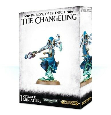 Daemons Of Tzeentch The Changeling Games Workshop 99129915034 Age of Sigmar