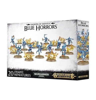 Daemons Of Tzeentch Blue Horrors / Brimstone Horrors Games Workshop 99129915029