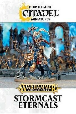 How To Paint Stormcast Eternals Games Workshop 60040218003 Age of Sigmar