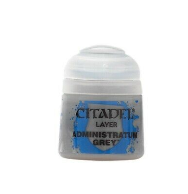 Citadel Layer: Administratum Grey Games Workshop Paint Brand New 99189951050