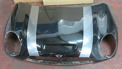 Genuine Used MINI Cooper S Bonnet and Scoop (SCHWARZ 2 Black) for R53 R52 #2