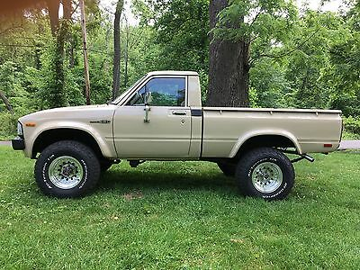 1982 Toyota Other  1982 Toyota pickup. Great shape. 72k miles. 4 WD