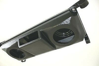 Polaris RZR 900-1000 Overhead Stereo Console Pre-Wired now fits 2 & 4 Seaters