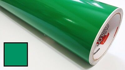 Green Vinyl Roll Making Decals Signs and Craft Sticker Cutter (24inx30ft)