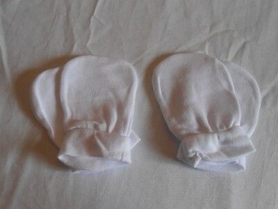 Baby Anti Scratch Mitts 2pk