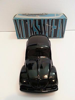 Vintage Avon Volkswagen Beetle Aftershave Bottle Wild Country Bottle With Box