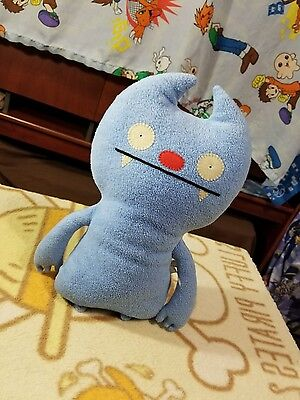 """2007 Uglydoll Approx 12"""" Gato Deluxe Monster Plush Citizen Of Uglyverse #10221"""