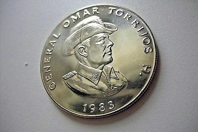 1993  PANAMA - 1  BALBOA  - Prooflike surfaces
