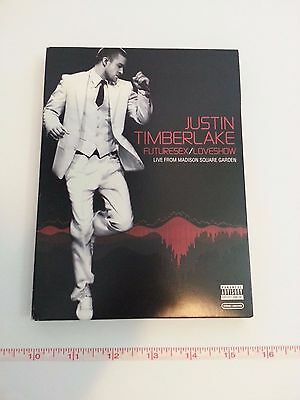 Justin Timberlake Future Sex Love show Live From MSG DVD