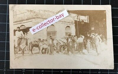 Turks photo of Lebanon, Beirut - Beyrouth, WW1 Once In A Life Time Postcard Set3