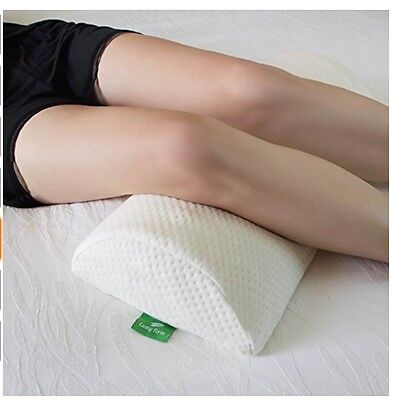Back and Neck Relief Pillow - Memory Foam Sleeping Support