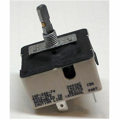 5502-359 Robertshaw Comercial Cooking Infinite Switch INF240-74 42-1094