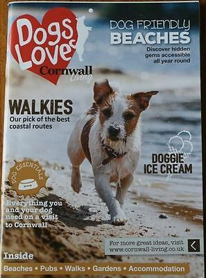 Dog Owners / Lovers Guide To Cornwall Hotels Cottages Beaches Etc
