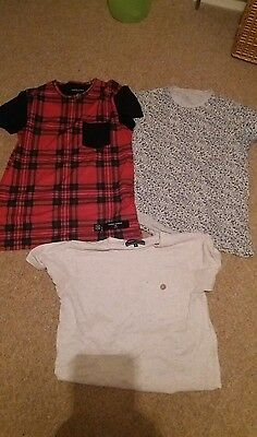 mens size small tops bundle