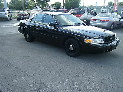 2006 Ford Crown Victoria  2006 Ford Crown Victoria P-71 Police Interceptor (low miles/low idle hours)