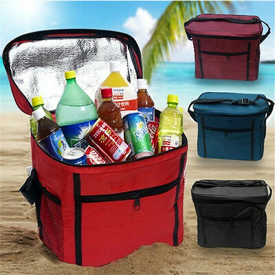 Extra Large Insulated Cooler Cool Bag Collapsible Picnic Camping 8178