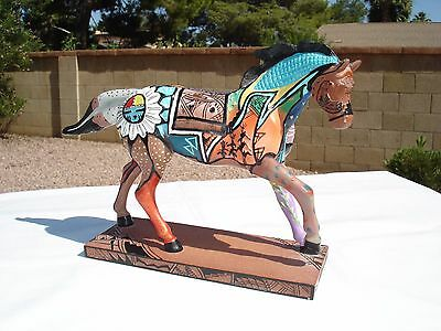 Trail Of Painted Ponies Indian Summer 1St Edition 1E/ 2,136 Horse