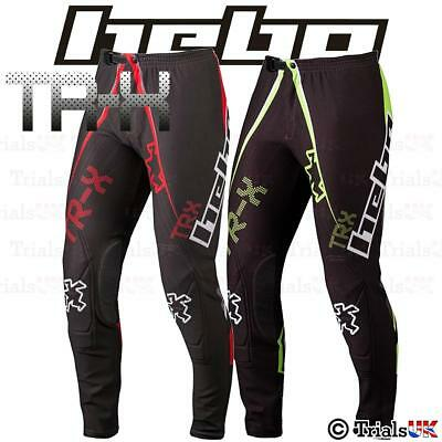 HEBO TRX Competition Trials Riding Pants - Available In 2 Colour Ways