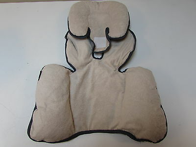 Britax Head and Body Support Pillow, Iron/Gray (H115687)