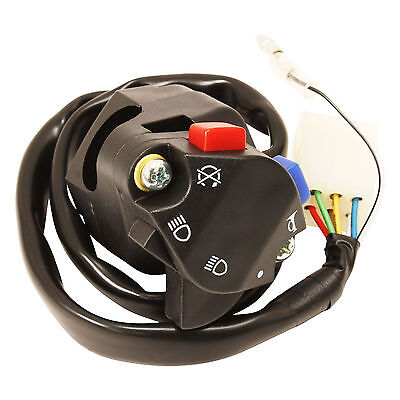 Ktm Exc Exc-F 125 250 350 400 500 525 Headlight Horn Kill Switch Button Combo