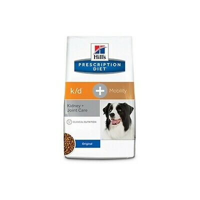 HILL S prescription diet k/d + mobility cibo secco per cani 12 kg