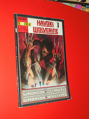 HAVOK E WOLVERINE n. 3 - Play Extra - Play Press