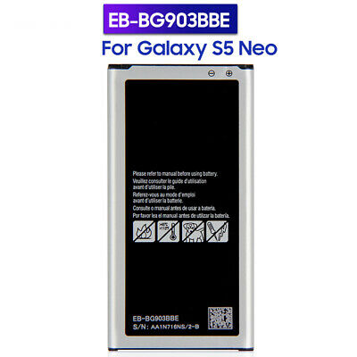Replacement Mobile Phone Battery EB-BG903BBE For Samsung Galaxy S5 Neo 2800mAh