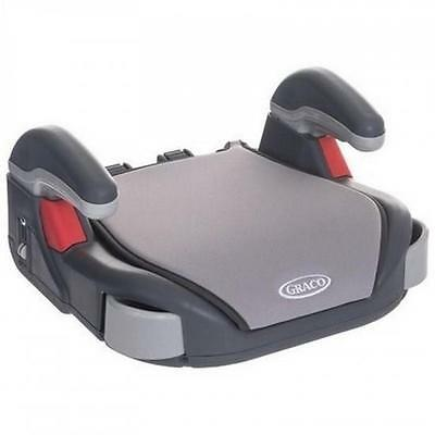 GRACO Siege auto Booster Basic - Groupe 3 - Gris Perle