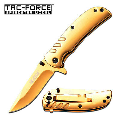 Coltello Tac Force Tf875bl Knife Messer Navaja Couteau Other Camping & Hiking