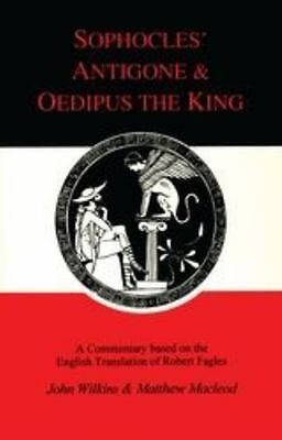Sophocles: Antigone And Oedipus The King: A Companion To The Penguin Translat...
