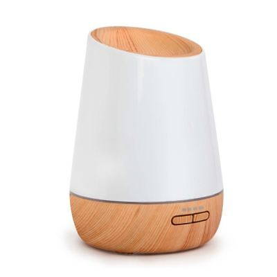 4 in 1 Ultrasonic Aroma Diffuser 500ml - Light Wood - Appliances
